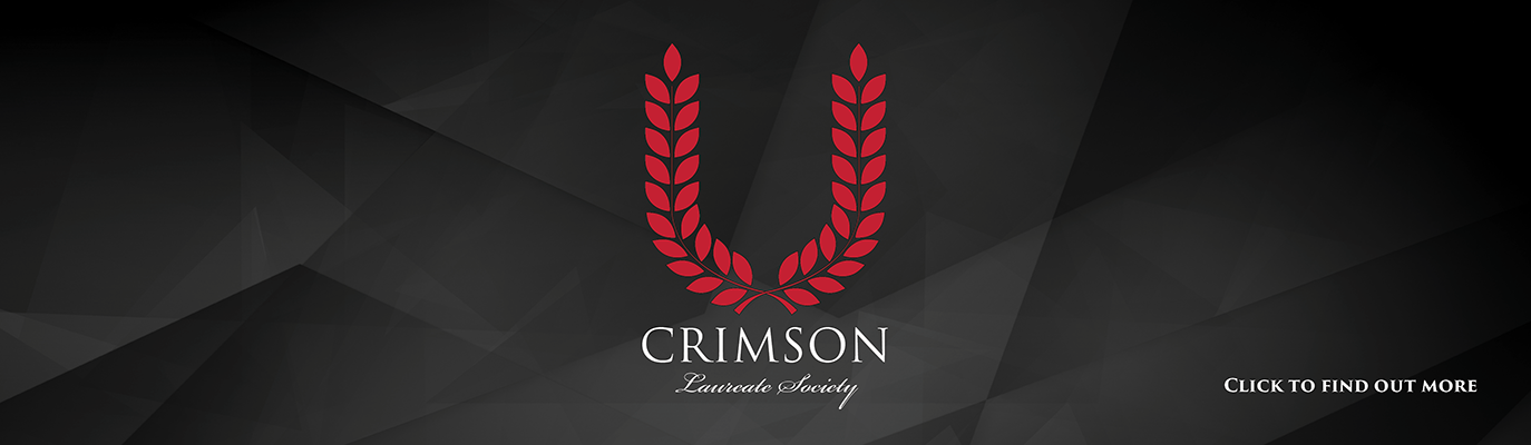 crimson laureate society