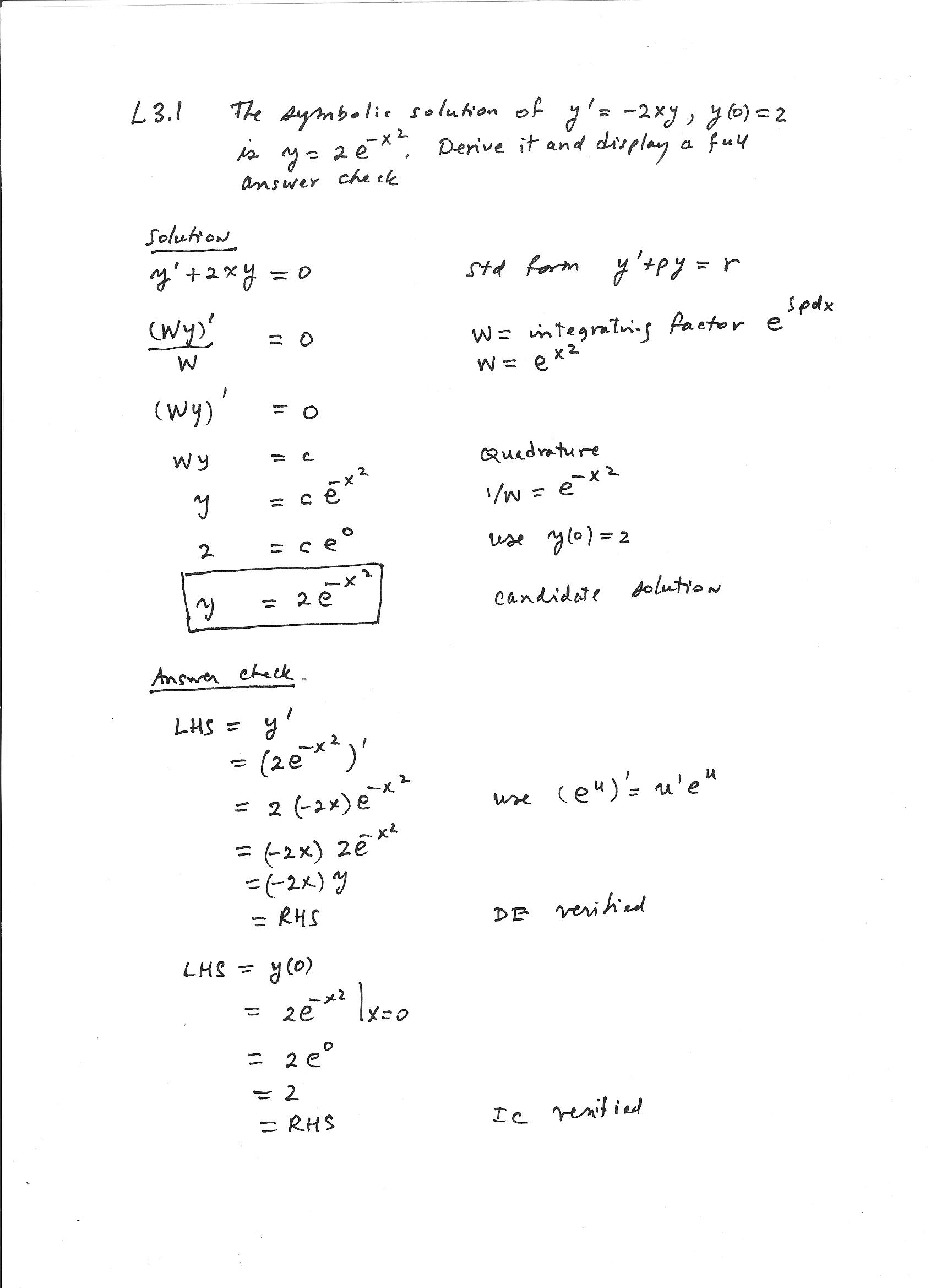 differential geometry homework