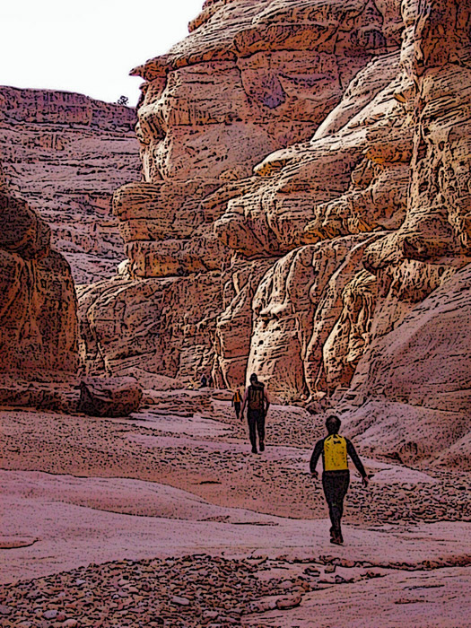 Black Hole Canyoneering Utah (page 4) - Pics about space